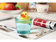 YUPENGDA Cute Mini Portable 3D Duck Air Humidifier with USB Cable for Home Office Beauty Use-Yellow