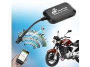 Mini Vehicle Motorcycle Bike GPS/GSM/GPRS Real Time Tracker Monitor Tracking Hot