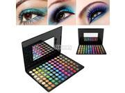 New with Mirror 88 Color Matte Pro Makeup Eye Shadow Eyeshadow Palette Eyeshadow Set