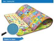 English Language Learning and Teaching Musical Baby Blanket Kid Crawl Play Mat