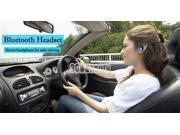 Bluetooth Wireless Stereo Earphone Headphone Headset for Phone Laptop Tablet