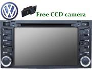 car dvd gps for (2003-2010)Volkswagen Touareg + canbus+phonebook+ free map+CCD camera+A2DP
