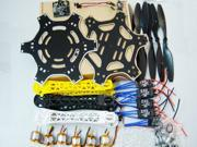 HexaCopter ARF F550 Hex-Rotor FlameWheel Kit With KK 2.3 Flight Controller ESC Motor Propeller