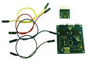 Gimbal Brushless Controller V3 PTZ Board W/ MPU6050 3 Axis Gyroscope Module For FPV Photography