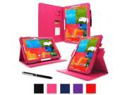 """rooCASE Samsung Galaxy Note PRO & Tab PRO 12.2   Case - Dual View Multi-Angle Stand 12.2-Inch 12.2"""" Tablet Case - MAGENTA (With Auto Wake / Sleep Cover)"""
