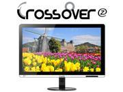 "27"" CROSSOVER BLACK TUNE 2735AMG LED 2560 x1440 Slim AH-IPS Monitor"