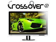 "Crossover 2755 AMG AH-IPS 27"" Black Tune LED 2560x1440 HDMI Monitor DVI-D"