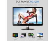 """Matte"" 27"" MONEX M27QSM 2560x1440 QHD SAMSUNG PLS Panel Computer Monitor"