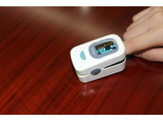 Finger Pulse Oximeter with Color Display to monitor Blood Oxygen Saturation (SpO2) Pulse Rate (PR) at home or anywhere