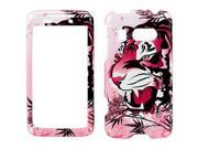 HTC Surround Pink Tiger Snap-On Protector Case Faceplate