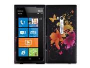 Nokia Lumia 900 (ATT) Beautiful Autumn Bouqet Protector Faceplate