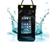 Marine Shield Waterproof Sleeve w/3.5mm Headphone Jack for LG Optimus Dynamic II / LG L39C