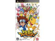 Digimon Adventure for PSP [Japan Import]