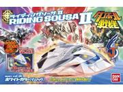 Little Battlers WARS (Wars) Riding Sosa II body color white (Jenokku) (japan import)