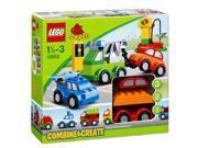 Bricks - Creative Cars - 10552
