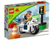 Lego Duplo Lego Ville Duplo Lego Ville 5679: Police Bike