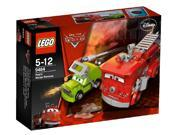 Lego Cars 2 Lego Cars2 9484: Reds Water Rescue