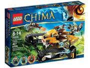 LEGO Legends of Chima Laval's Royal Fighter