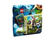 LEGO LEGENDS OF CHIMA: BOULDER BOWLING 70103