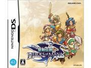 Seiken Densetsu: Heroes of Mana [Japan Import]