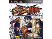 Street Fighter X Tekken [Japan Import]