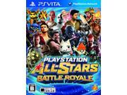 PlayStation All-Stars Battle Royale [Japan Import]