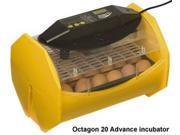 Octagon 20 Advance Egg Incubator