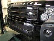 2005-2009 ROVER LR3 UPPER GRILLE / LOWER  (3 Pieces) KIT (Gloss Black Finish)