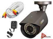 Q-See QM7010B / 700TVL Resolution / 100ft of Night Vision / 4.6mm Lens / 3-Axis Stand