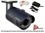 Q-See 2MP 24IRs WeatherProof IP66 HeritageHD Camera