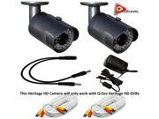 Q-See 2MP 24IRs WeatherProof IP66 HeritageHD 2PK Camera