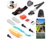 EEEKit for Gopro Hero 4/3+ Floaty Wrist Mount+Monopod+Backdoor Case Accessories