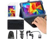 EEEKit Office Kit Bluetooth Keyboard+Case for Samsung Galaxy Tab 4 8.0 T330 T331