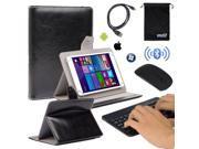 EEEKit Bluetooth Keyboard Mouse Kit for Nextbook 8 Quad Core Windows 8.1 Tablet
