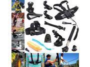 EEEKit Accessories Bundle Kit for GoPro Hero HD 4/Black/Silver Hero 4/3+/3/2/1