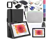 EEEKit for Microsoft Surface 3,Case+Bag+Screen Protector+Cable Kit+Mouse+USB Hub