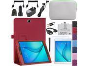 EEEKit Allin1 for Samsung Galaxy Tab A 9.7 T550,Case+Sleeve Bag+Accessories Kit