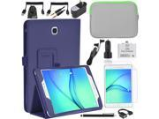EEEKit for Samsung Galaxy Tab A 8.0 T350 Cover Case+Film Guard+Sleeve Bag+Charger