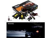 35W Xenon HID H11 8000K Head Light Bulbs Slim Ballasts Conversion Kit