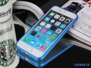 """Darkblue Aluminum Metal Untra Thin Bumper Frame Hard Case Cover For Apple 4.7"""" iPhone 6"""