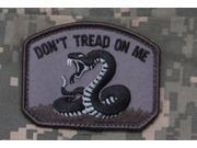 Mil-Spec Monkey Don't Tread On Me Patch Swat New Velcro Back