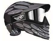 JT Flex 8 Headshield Black Paintball Mask Thermal New Full Coverage Goggle