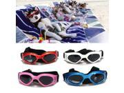 Pet Puppy Dog UV Protection Doggles Goggles Sunglasses Eyewear Four Colours S (Small Size) & L(Large Size)