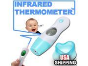 4 in 1 Digital Body LCD Infrared Thermometer tester meter tools  Ear Forehead Thermometer Baby Adult