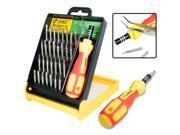 32 in 1 Screwdriver Screw driver Handle Set Mobile Phone Repair Kit Tools T4 T5 T6 T7 T8 T10 T15 T20 NOKIA SONY ERICSSON Motorola