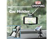 Car Windshield Mount Holder Stand Bracket for iPhone 4 4s 5 5c 5s SAMSUNG galaxy note 2 s3 s4 s2 GPS MP4 nokia htc blackberry htc Universal