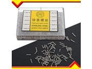 New 1000 Assorted Screws For Watch Clock Eye Glasses Watchmaker Repair Part Tool