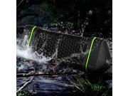 EARSON Portable Waterproof Shockproof Wireless Bluetooth Stereo Speaker Outdoor iPod iPhone 6 6 pus5 5s iPad MP3 Computer Notebook PSP PC Laptop Sumsung S5 Note 4 3 Nokia HTC Blackberry
