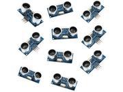 10pcs Ultrasonic Module HC-SR04 Distance Measure Detector Transducer Sensors