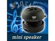 Mini Hamburger USB 3.5mm Speaker Amplifier for iPod Touch Nano iPhone 4S 5 S Samsung S5 S4 MP3 PC Laptop